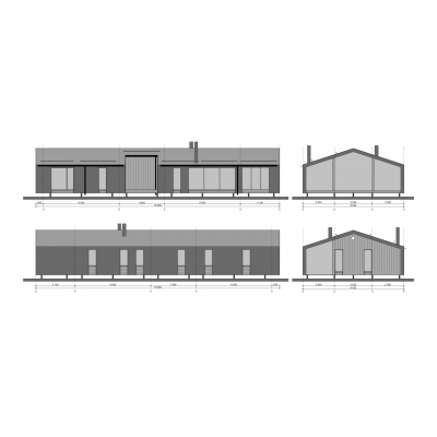 Modulový dům 5+kk
