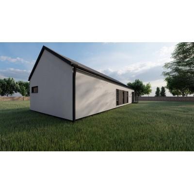 Modulový dům 5-pokojový