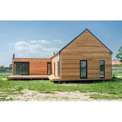 Modularna hiša 15x12 m
