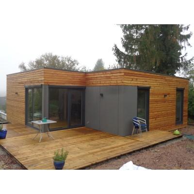 Modularna hiša 9x9 m