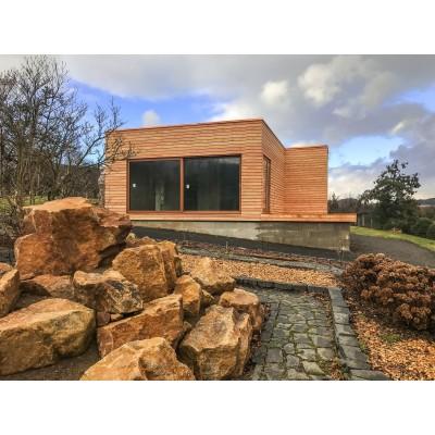 Modularna hiša 8x6 m