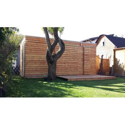 Modularna hiša 6x3 m