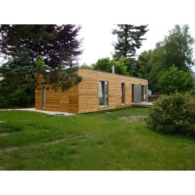 Modularna hiša 15x6 m