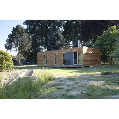 Modulový dům 15x6 m