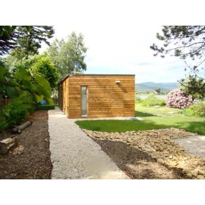 Modularna hiša 15x6 m 3kk