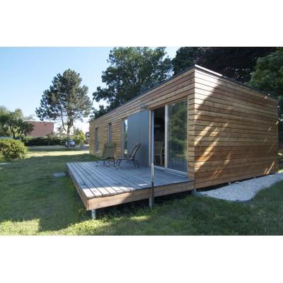 Modulový dům 15x6 m 3kk