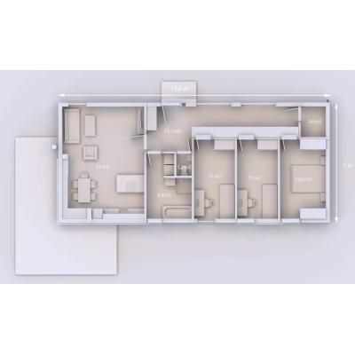 Rodinný dům 111