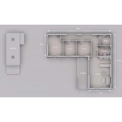 Rodinný dům L104S