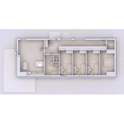 Rodinný dům 128S