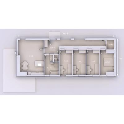 Rodinný dům 128