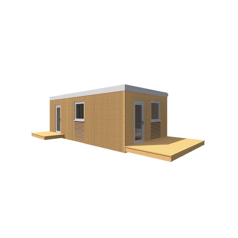 Modulový dům 1-pokojový